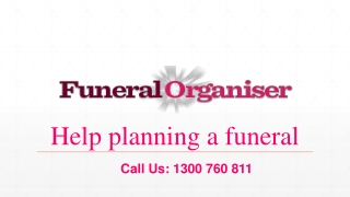 Organise Funeral in Sydney, Brisbane