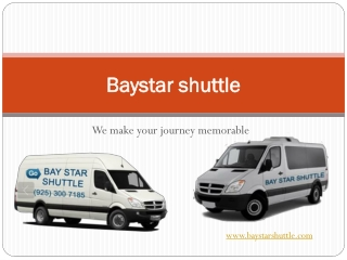 Baystar shuttle,best taxi service in United States