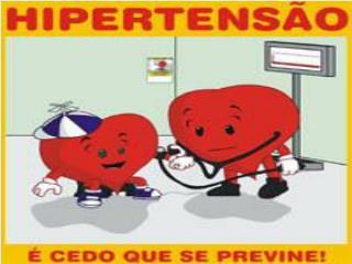 HIPERTENS O ARTERIAL - INTRODU  O