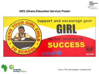 GES Ghana Education Service Poster