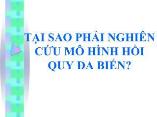 TI SAO PHI NGHI N CU M  H NH HI QUY  A BIN