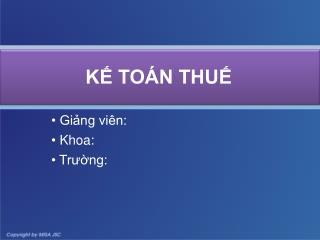 K TO N THU