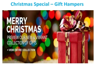 Christmas Special Gifts