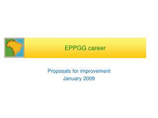 EPPGG career
