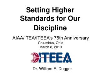 Setting Higher Standards for Our Discipline