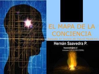 EL MAPA DE LA CONCIENCIA    basada en textos de David Hawkins