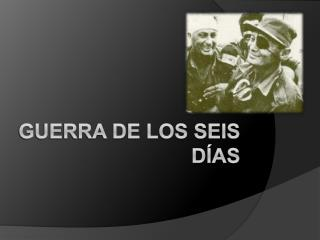 Guerra de los seis d as