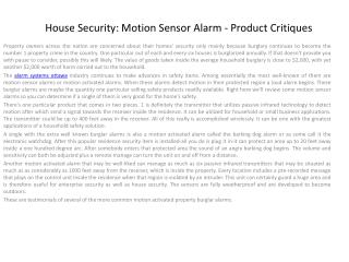 alarm systems ottawa
