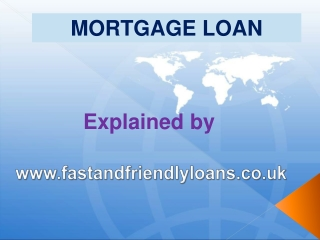 How To Get Mortgage Loan