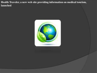 Health Traveler