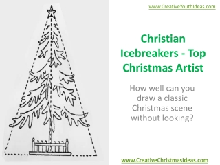 Christian Icebreakers - Top Christmas Artist
