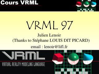 VRML 97
