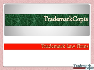 Trademark Law Firms