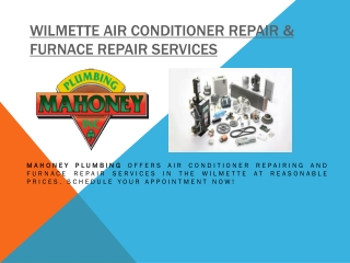 Wilmette Air Conditioner Repair