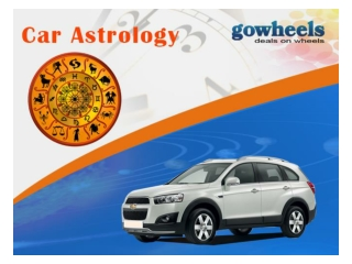 Car buying date or time an astrological perspective