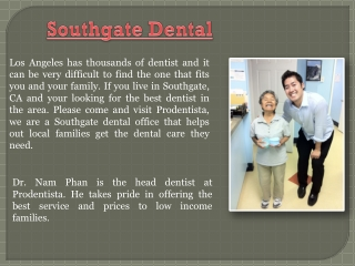 Southgate Dentist