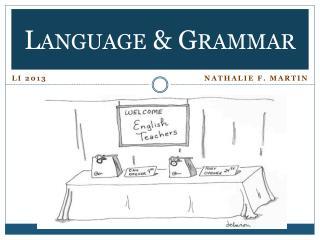 Language  Grammar