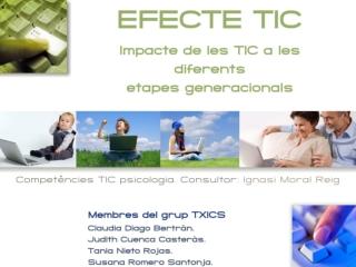 EFECTE TIC