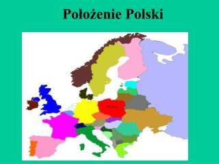 Polozenie Polski