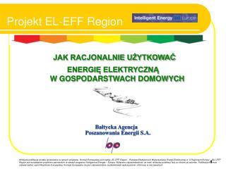Projekt EL-EFF Region