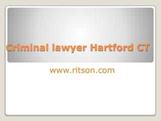 dui attorney Hartford CT