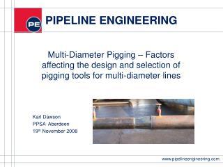 pipeline engineering
