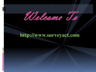 Avail Free Online Survey Creator Services at Best Price