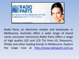 Electronic parts - AV Accessories