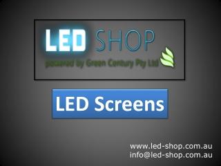 LED-Shop - LED Screens