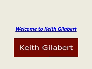 Keith Gilabert