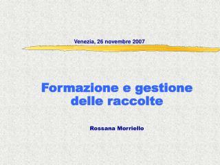 Venezia, 26 novembre 2007