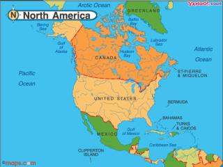 usa northern mid west
