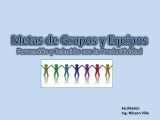 Metas de Grupos y Equipos Formaci n y Relaci n con la Productividad