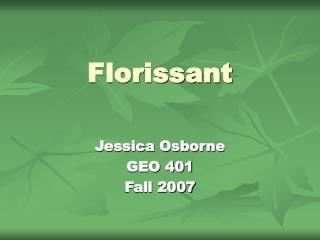 Florissant