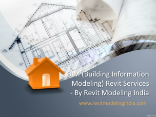 Building Information Modeling for Construction Industry