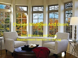 Home window replacements chicago