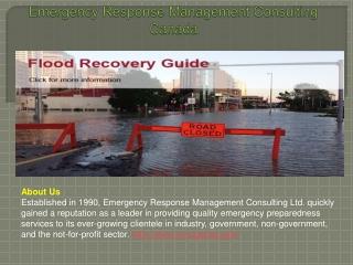 Disaster Preparedness Canada