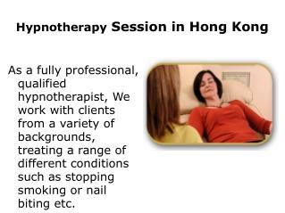 Hypnotherapy Treatments