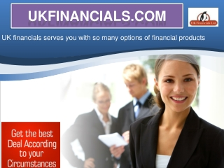 UK Financials-Get loan with bad Credit
