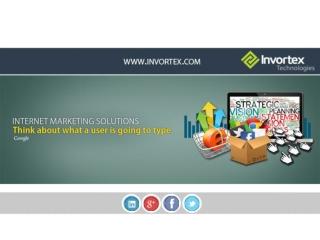 Internet Marketing | Dallas Web Design | Invortex Technologi