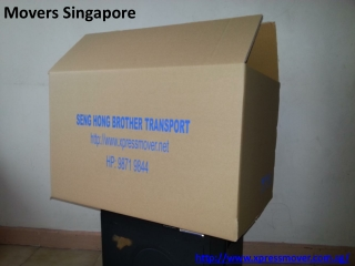 Cheap Service Available House Movers And Carton Boxes Singap
