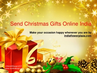 Send Christmas Gift Online India