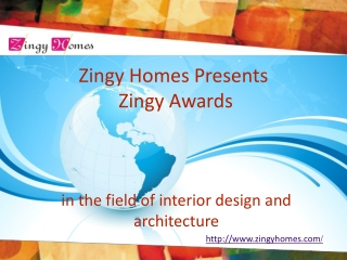 Zingy Awards for Winners