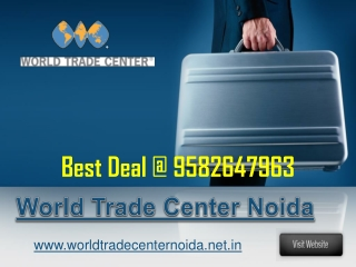 World Trade Center Noidaq