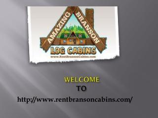 Branson Mo Cabin Rentals Missouri