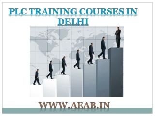 PLC Training Courses in Delhi