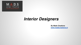 Best Interior Design Services in Gurgaon - Madscreations