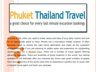 Book a Phuket SpeedBoat Charter - Make Your Trip Exciting an