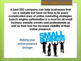 Seo Kanpur Service - Lucky Digitals