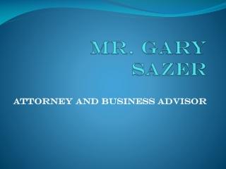 Gary Sazer